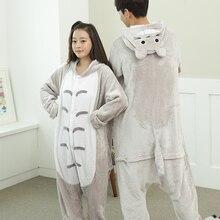 New 2018 Dropshipping Adult Unicorn Tiger Dinosaur Animal Pajamas Costume Anime Cosplay Flannel Onesies Sleepwear Pajamas Sets