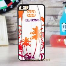 Billabong Surfboards Sunset Surf fashion case for iphone 4 4s 5 5s SE 5c for 6 & 6 plus 6S & 6S plus 7 7 plus