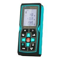 LIXF Mileseey K3 150m Bluetooth Digital Laser Distance Meter Rangefinder Smart MOS With Color Display With