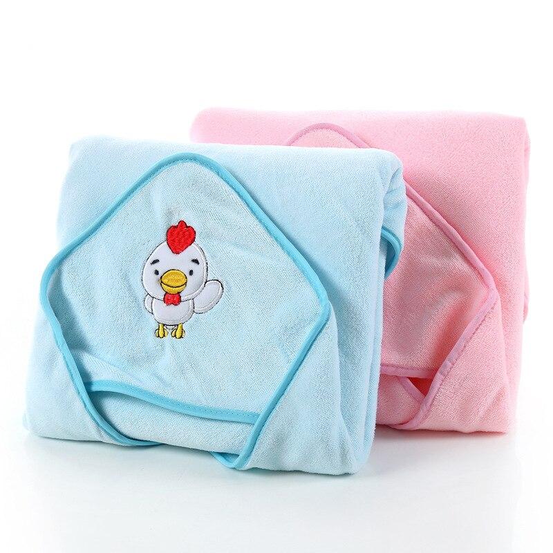 new breathable baby bath towels kids blanket winter cotton cartoon