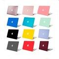 Mosiso Защитный Пластиковый Жесткий Чехол для Macbook 12 Air 11 13 Pro 13 15 Retina 13 15 дюймов Soft Touch Laptop Sleeve Shell Обложка