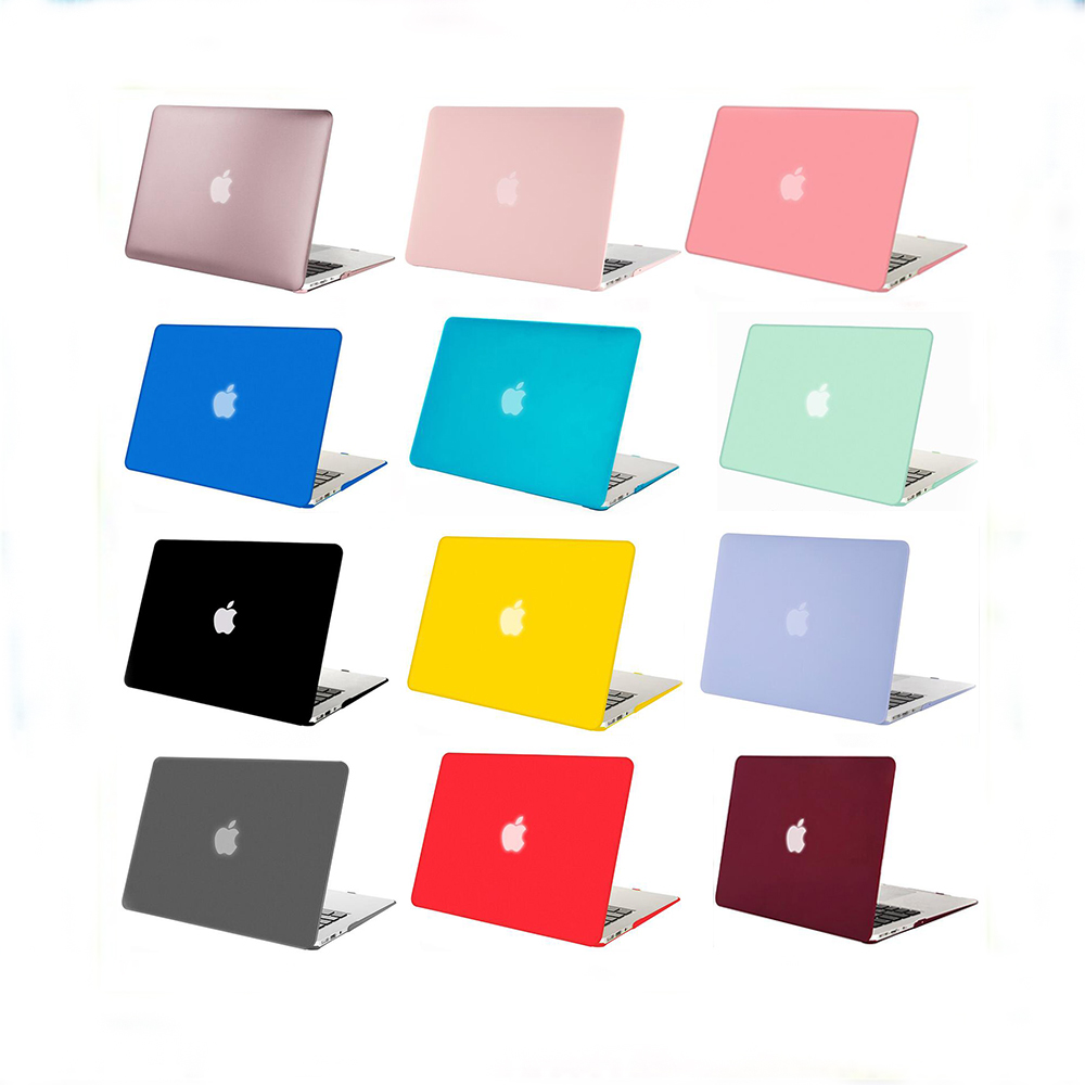 Mosiso Plastic Hard Case for Macbook 12 Air 11 13 Pro 13 15 Retina 13 15