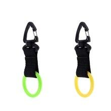 Универсальный силиконовый Дайвинг лямки регулятор осьминог держатель для мундштука Фиксатор-Выберите цвета