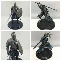 2 Styles Dark Souls Faraam Knight Artorias Doll The Abysswalker PVC Action Figure Collectible Model Toy