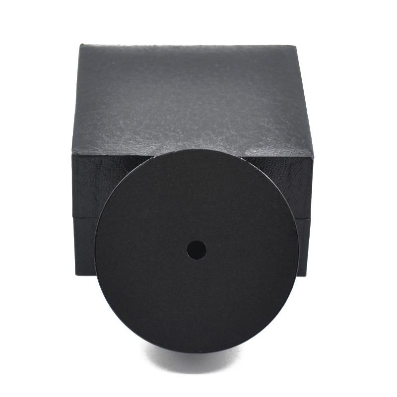 LEORY 黒 7.5 ミリメートル金属ターンテーブルスタビライザークランプ LP ビニールターンテーブルディスク記録スタビライザー 40 ミリメートル * 78 ミリメートルアルミ  グループ上の 家電製品 からの ターンテーブル の中 3