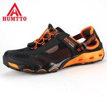 Yeni varış açık yürüyüş ayakkabıları sapatilhas mulher trekking erkek randonnee scarpe uomo kadın wading memba nefes örgü