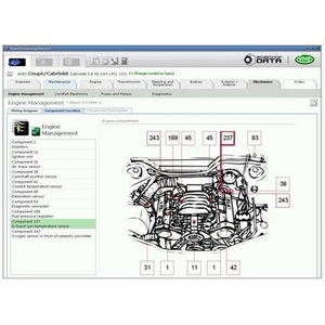 Image 4 - 2020 hot selling auto repair software vivid 10.2 software auto  data 3.45 of Europe information auto  data software