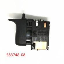 Interruptor de 583748 08 Para DEWALT D25203 D25304 D25213 D25313 D25313K D25314 D25314K D25201K 58374808 D25303 Acessórios da Ferramenta de Poder