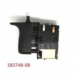Image 1 - Schalter 583748 08 Für DEWALT D25203 D25304 D25213 D25313 D25313K D25314 D25314K D25201K 58374808 D25303 Power Werkzeug Zubehör