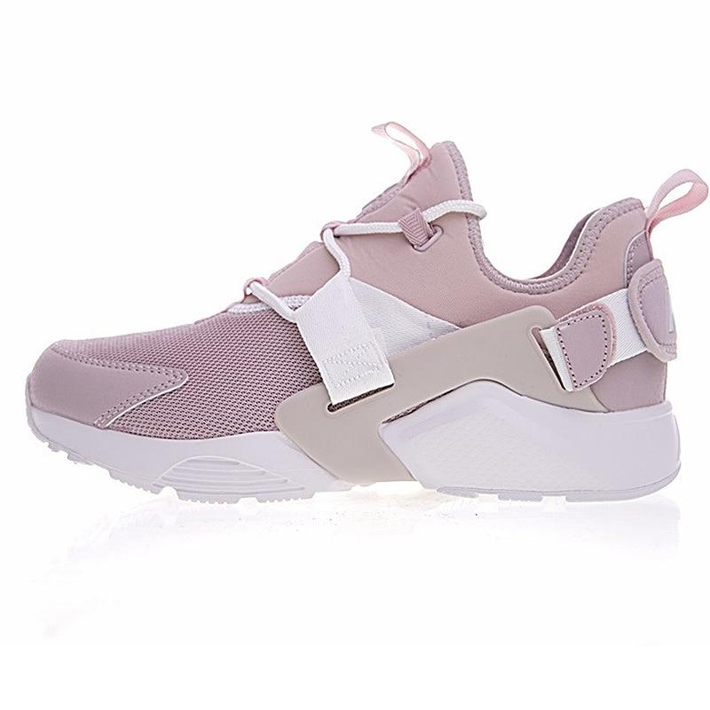 Nike Air Huarache City Low Women's Shoes Ghost Aquabla