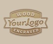 2017 Cuota de Grabar Logotipo Personalizado Relojes con Cajas de Regalo De Papel De Bambú y De Madera De Madera De Bambú