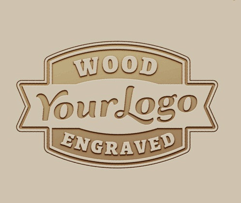 2017 Incidere Logo Personalizzato Tassa di Legno di Bambù Orologi con Scatole Regalo di Carta Di Bambù e Legno