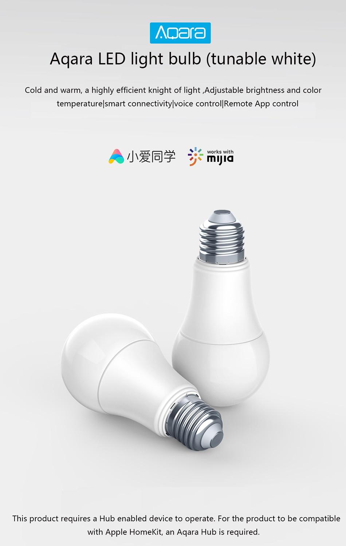 aqara smart Blub-1