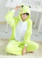 Wholesale Halloween Adult Donkey Pajama Sets Women Pajamas Adult Cosplay Cartoon Animal Onesies Sleepwear Flannel