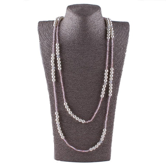 JIOFREE Crystal Necklace...