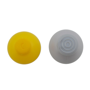 Image 2 - 1sets Replacement Analog Joystick Thumb Stick Silicone Cap for Nintendo for GameCube NGC GC Controller