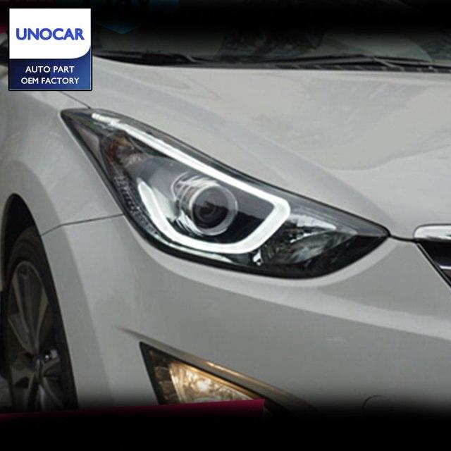 Hyundai elantra angel eyes-9310