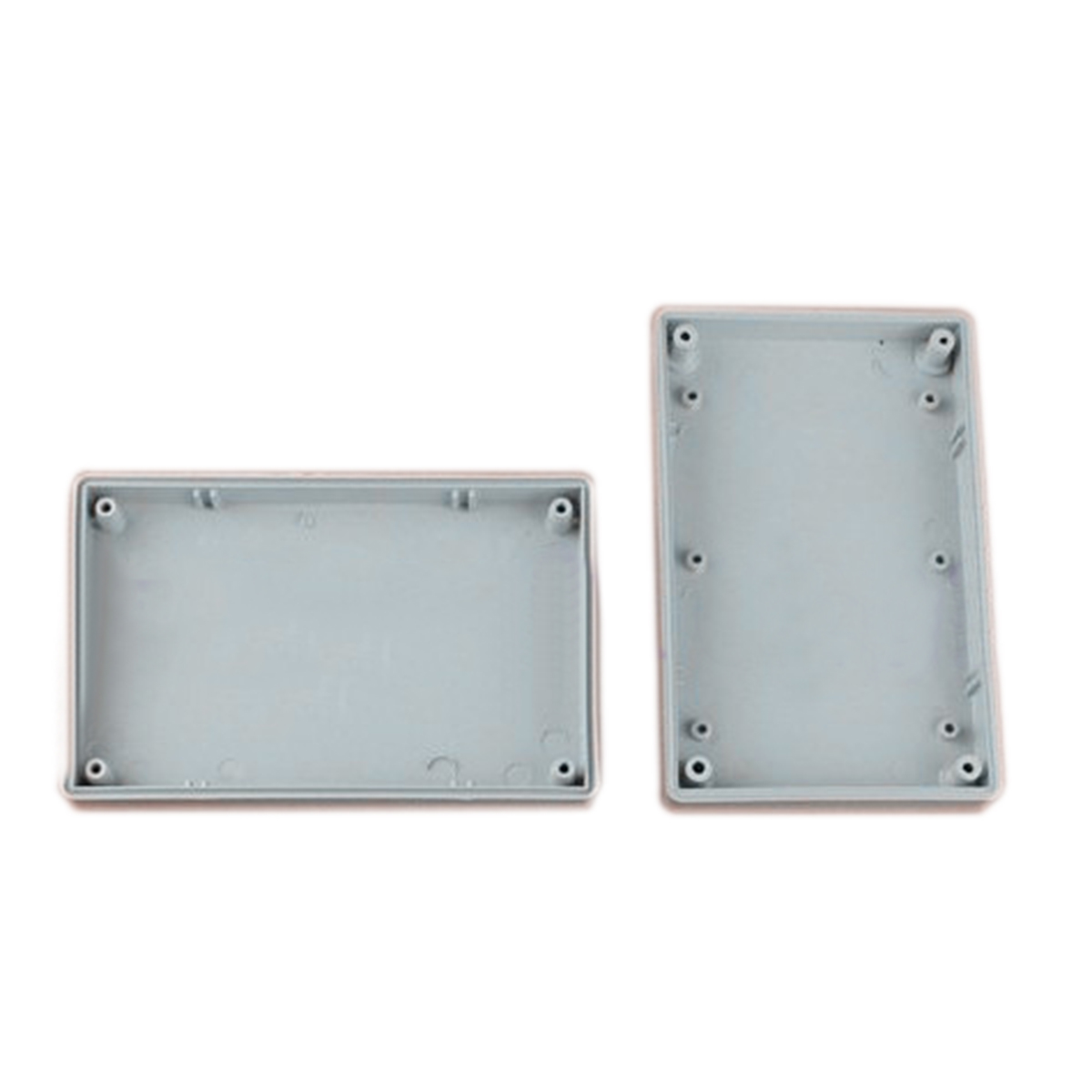 Mayitr Waterproof Enclosure Box Plastic Electronic Project Instrument Case Cover 125x80x32mm 4pcs a lot diy plastic enclosure for electronic handheld led junction box abs housing control box waterproof case 238 134 50mm