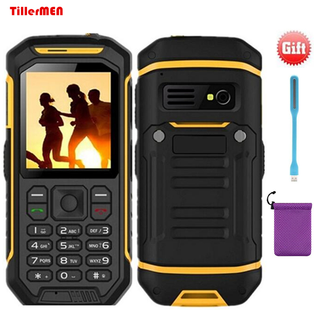Original Phone Rungee X6 Gsm Senior Old Man Phone Walkie Talkie Ptt