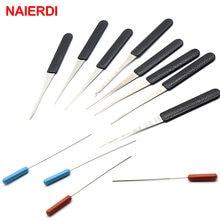 Набор слесарных инструментов naierdi комплект из 12 предметов