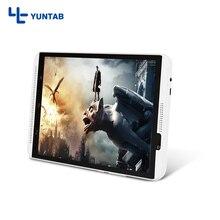 ¡ Venta caliente!! Yuntab H8 Android6.0 Tablet PC Quad Core 4G Teléfono Móvil de Pantalla Táctil 800*1280 con doble cámara de 2MP + 5MP (blanco)