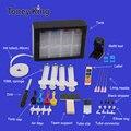 Toney König Ciss tinte Tank Druck Kontinuierliche System Mit Tinte Rohr für HP 21 21XL 22 22XL Deskjet F2180 F2200 f2280 F380 380 D2300-in Fortlaufendes Tinten-Versorgungssystem aus Computer und Büro bei