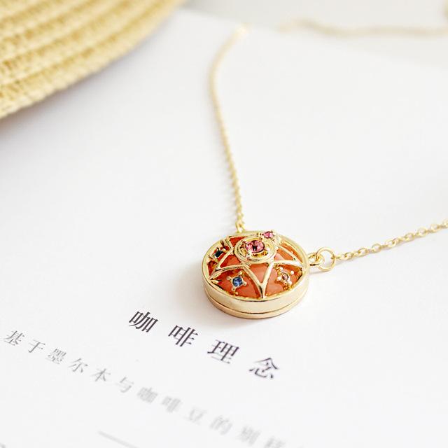 Sailor Moon Magic Star Pendant Necklace