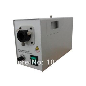 Hot sale ,New 24v 150W Halogen fiber cold Light source,used for microscopes illumination muqgew 2017 new hot sale bg1510b 1 24