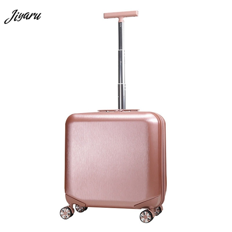 19 Inch Fashion Women Rolling Luggage ABS Men Suitcase Travel for Students Travel Bag Hardside Suit Case Rolling Hand Luggage19 Inch Fashion Women Rolling Luggage ABS Men Suitcase Travel for Students Travel Bag Hardside Suit Case Rolling Hand Luggage
