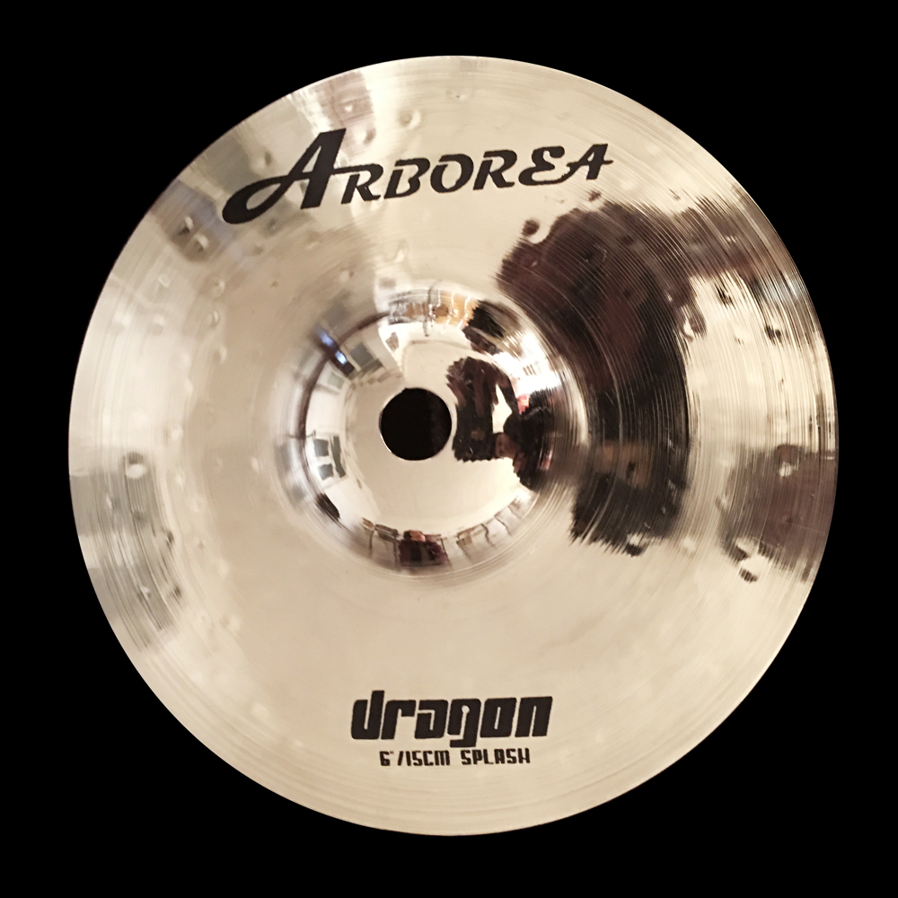 B20 Cymbal, 100% Handmade DRAGON 6