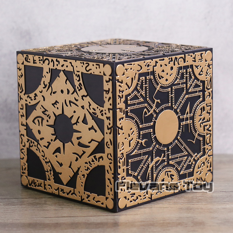 Hellraiser Hell on Earth Lament Configuration 1:1 Puzzle Cube <font><b>Box</b></font> PVC Model Figure Collection Toy <font><b>Gift</b></font> image
