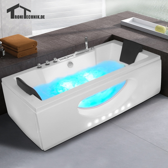 whirlpool bathtub. 1700mm Air Massage Shower spa Whirlpool Bath hot tub hidromasaje Acrylic  Piscine 2 person Bathtub sap