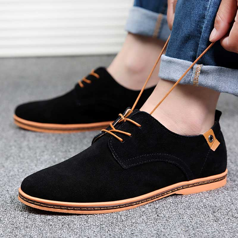 ... Man Big Size 38-48 XMR352 · Oxford Shoes for Men Leather Formal Shoes  Luxury Pointed Dress Shoes Men Lace Up Party Office b9dc73aa737a