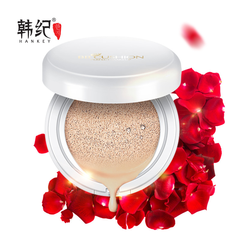 Snail Cushion BB Cream Isolation Moisturizing Waterproof Natural CC Cream Long Lasting Brighten Nutritious Concealer Face Care