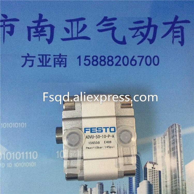 все цены на ADVU-50-35/40/45-P-A   FESTO Compact cylinders  pneumatic cylinder  ADVU series онлайн