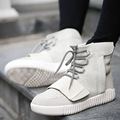 Men Casual Shoes High Tops Winter Warm Shoes Fashion Mens Comfortable Breathable Lace Up Flats Men Sport Shoes Mujer Basket