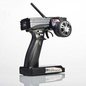 Image 2 - Flysky FS GT3B 2.4G 3CH Radio Model Afstandsbediening Lcd Zender En Ontvanger Voor Rc Auto Boot