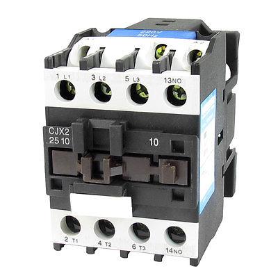 CJX2-2501 660 V 40A 3 Poli 3 P NO Guida DIN AC Contattore 36 V CoilCJX2-2501 660 V 40A 3 Poli 3 P NO Guida DIN AC Contattore 36 V Coil