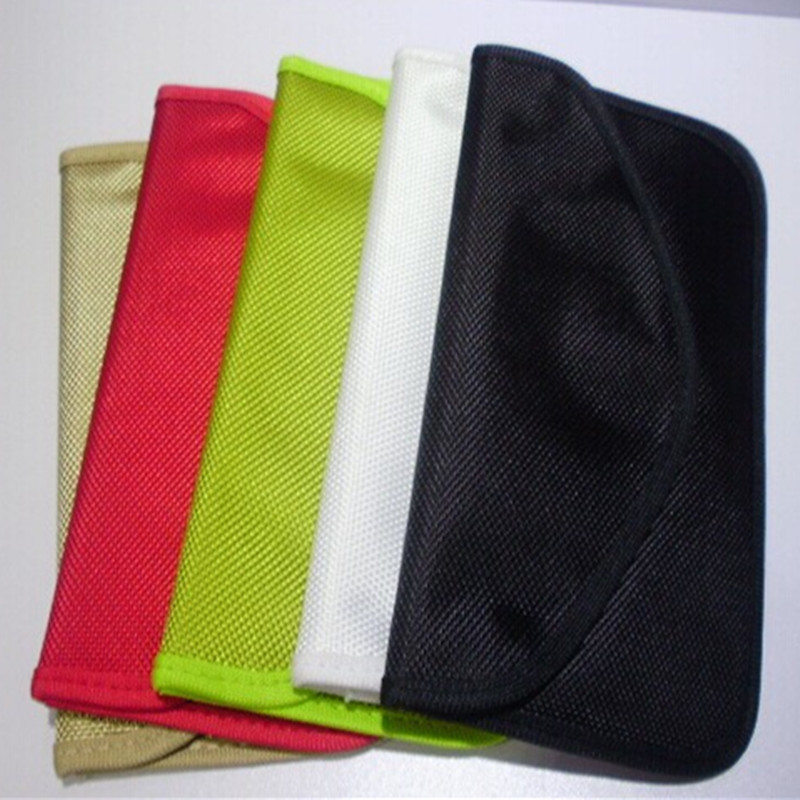 For iphone6/6s New Mobile <font><b>Cell</b></font> <font><b>Phone</b></font> Mobile RF Signal Shield Blocker Jammer Bag Pouch <font><b>Case</b></font> Anti Radiation For Pregnant Women