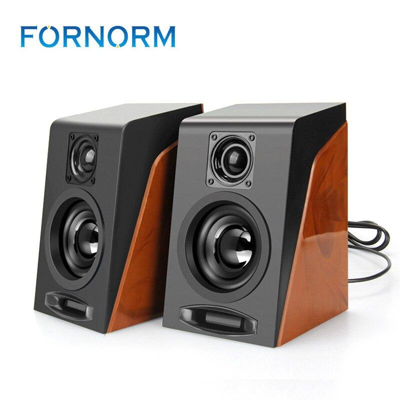 Unterhaltungselektronik Frank Fornorm Die Alte Weisen Desktop Kleine Computer Pc Lautsprecher Desktop-computer Mini Lautsprecher Multimedia Usb Lautsprecher