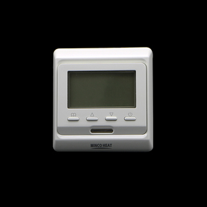 Image 3 - 220V Programmable Electric Temperature Controller Digital Thermostat for Electric Floor Heating