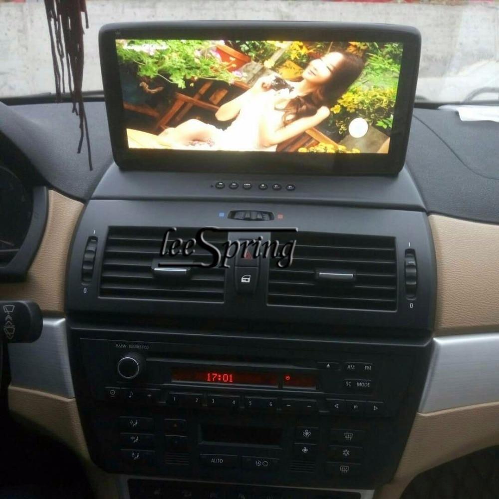 10.25 дюймов Автомобильный Мультимедийный Плеер для BMW X3 E83 с GPS навигации MP5 Bluetooth, Wi Fi