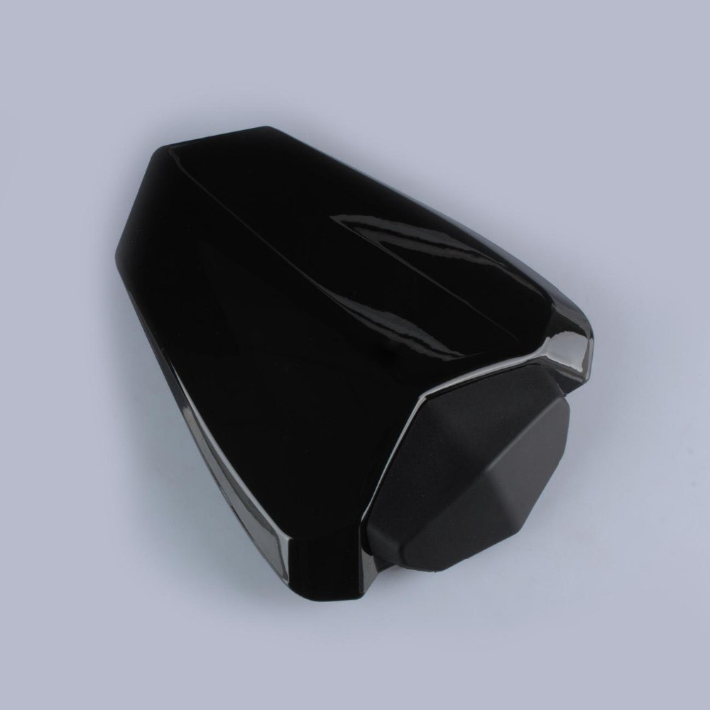 Seat Cowl Motorcycle Pillion Rear Seat Cowl Cover For Yamaha YZF-R1 YZF R1 2009 2010 2011 2012 2013 2014 Black trunk shade security black rear cargo cover shield for subaru forester 2009 2010 2011 2012