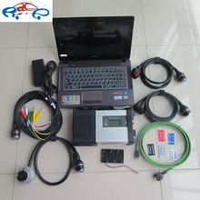 work for mb star diagnostic tool sd c5 connect compact 5 with super software 2017.12v hdd in new laptop z475 multi languages