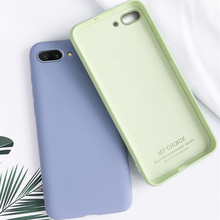 Case For Huawei Honor 8X Liquid Silicone Soft Cover Max Ultra Thin Protective Back Accessories