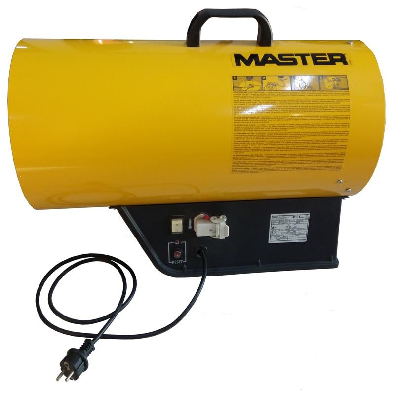 73kw Italian Master brand lpg gas industry heater, propane hot air heater for green house,factory,restaurant,animal husbandry