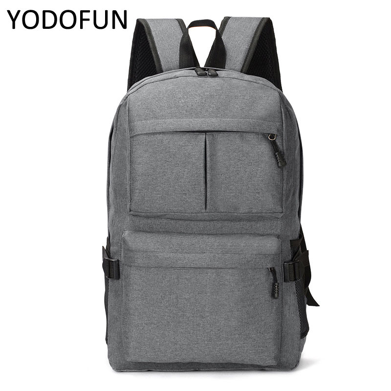 Headphone Hole Backpack External Casual Zip Bag Solid Universe Space School Book Bag USB Charging School Backpack for Teenagers