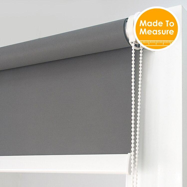 38mm Aluminum tube Daylight roller blinds for living room High quality light filtering for big window