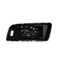 OZGQ Android 6.0 System Octa Core Car Multimedia Radio Player Headunit Autoradio GPS Navigation For Audi 2010 2016 Q5 With Map