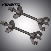 Vehemo 1Pair Universal Car Coil Spring Compressor Suspension Struts Clamp Tool 380MM
